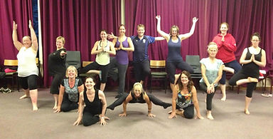 yoga classes in Weybridge, Addlestone and Byfleet