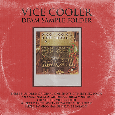 Artwork - Vice Cooler DFAM Samples Folde