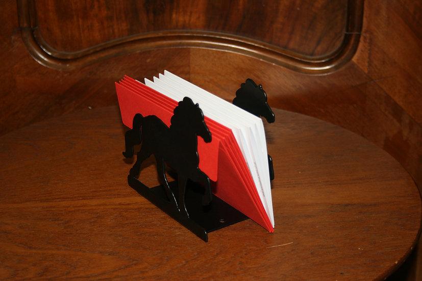 Briefpapierhalter Icelandic