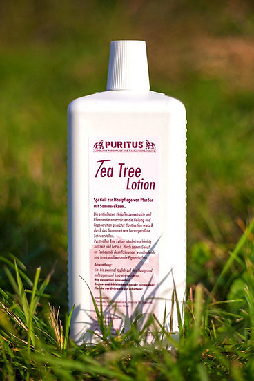 Puritus Tea Tree Lotion (1000ml)