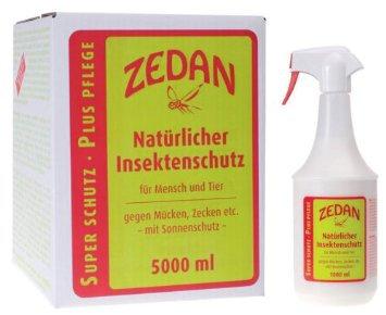 Zedan Natürlicher Insektenschutz (1000/5000ml)