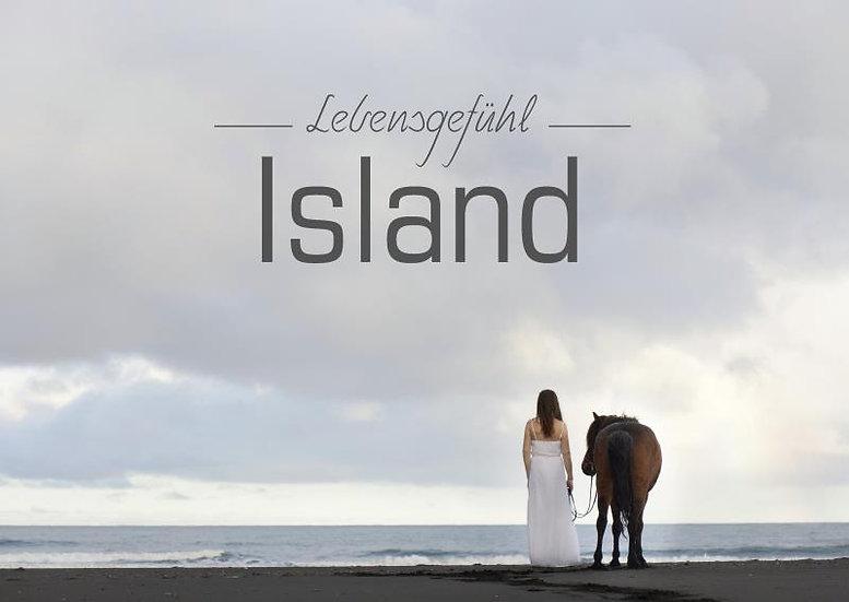 Lebensgefühl Island (Bildband von Eva Frischling)