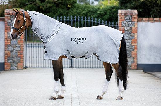Rambo Dry Rug Abschwitzdecke