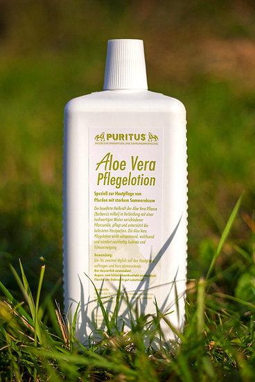 Puritus Aloe Vera Pflegelotion (1000ml)