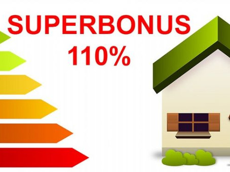 Il Superbonus del 110% pronto al via