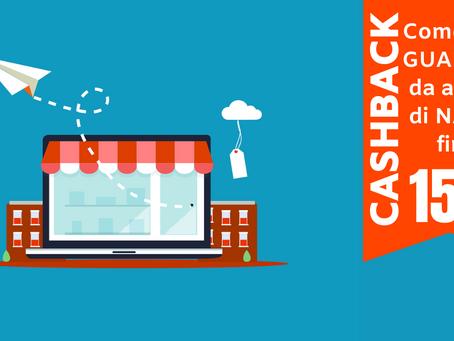 Al via il cashback per i rimborsi sugli acquisti con carte