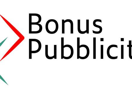 Bonus Pubblicità: Dichiarazione sostitutiva entro l'8 febbraio 2021