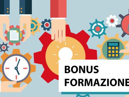 Bonus formazione 4.0: L'agevolazione per la trasformazione tecnologica e digitale