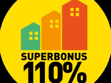 Superbonus 110% anche per gli immobili di un unico proprietario