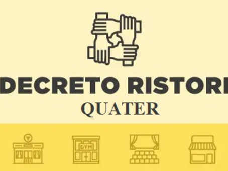 Le nuove scadenze del Decreto Ristori quater