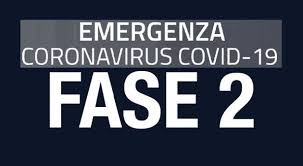 Emergenza Coronavirus: La Fase 2