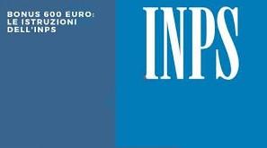 Bonus 600 euro : istruzioni per l'invio della domanda telematica