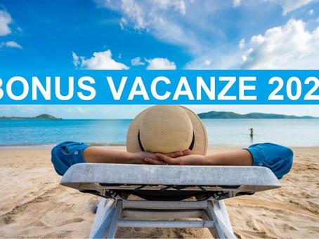 Il Bonus Vacanze e la gestione del credito