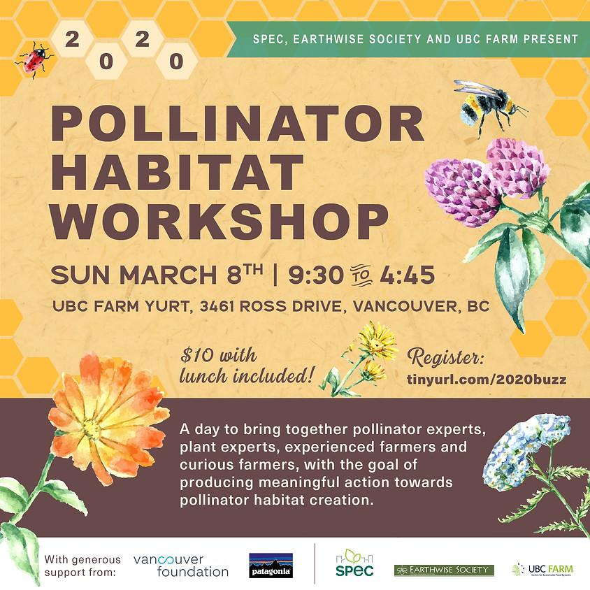 Pollinator Habitat Workshop