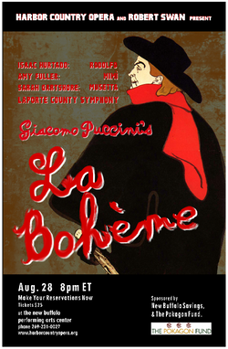 La Boheme, Harbor Country Opera