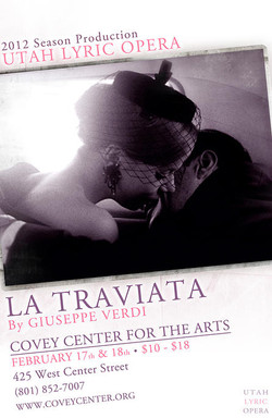 La Traviata, Utah Lyric Opera
