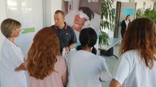 Atelier Psio E-de à la Timone (AP-HM)
