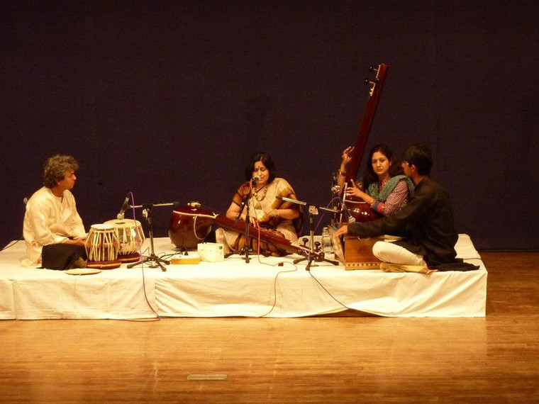 Concert in Pune.