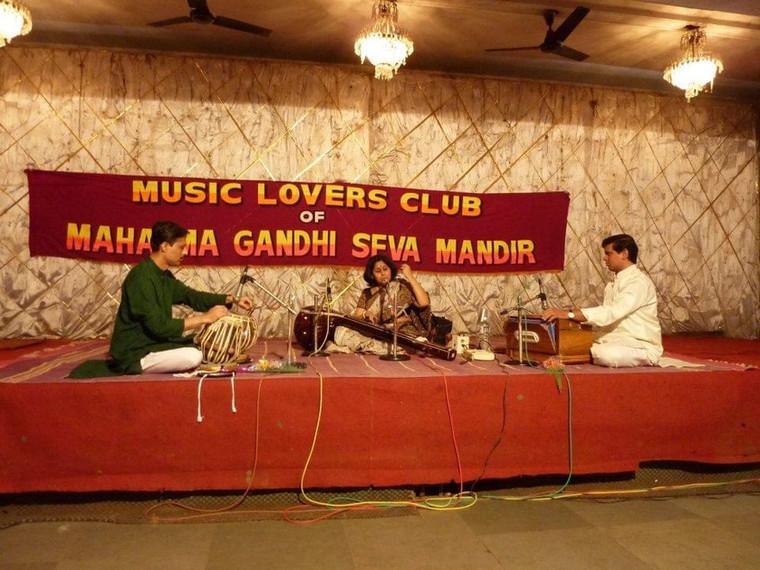 Mahatma Gandhi Seva Mandir concert at Mumbai
