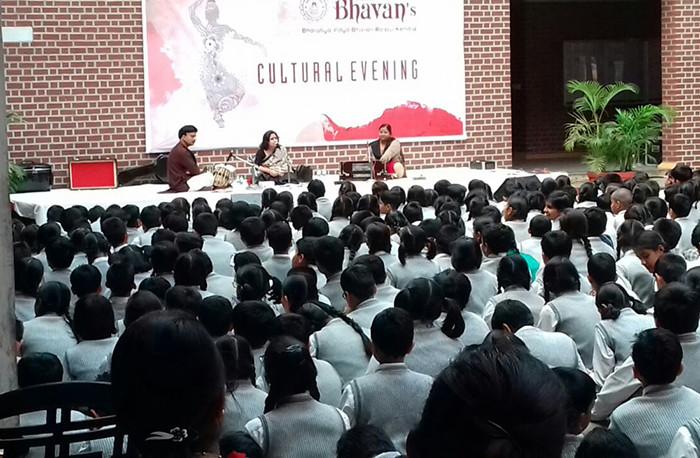 Lecture-Demonstration at Bharatiya Vidya Bhawan