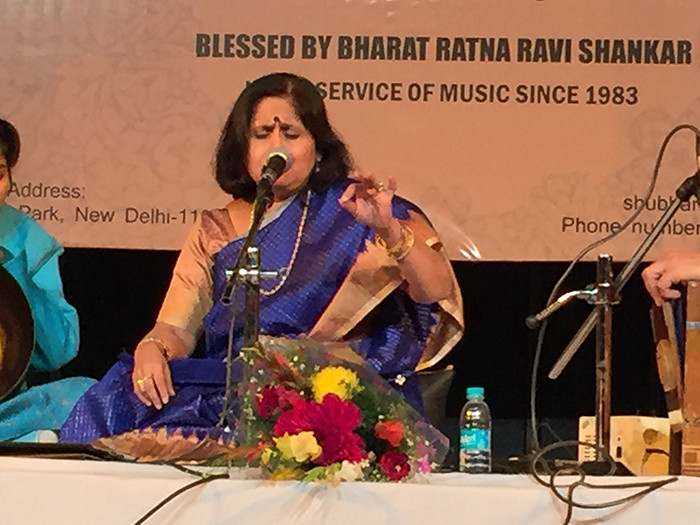 Concert in New Delhi