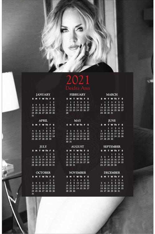 2021 Mystery Calendar