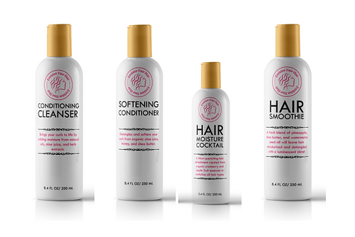 Envision Your Hair Care Collection