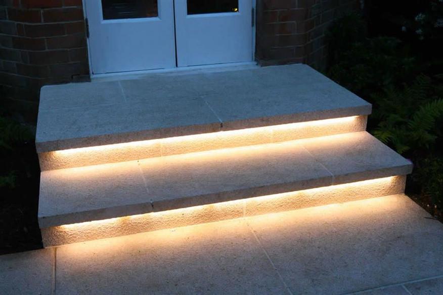 led strip application outside  led strip