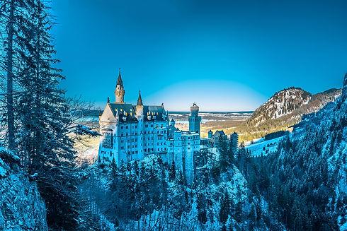 Neuschwanstein Castle King Ludwig II
