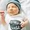 Thumbnail: 'Hello World' Newborn Bodysuit