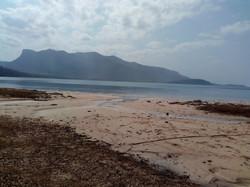 Kite lagoon - teach spot