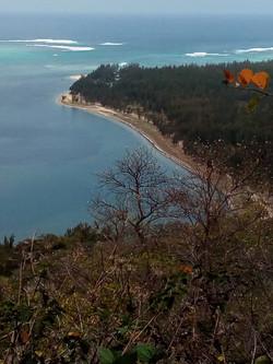 Kite Lagoon Le Morne - top view 3
