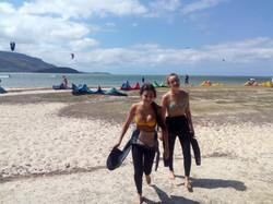Students - Kite lagoon