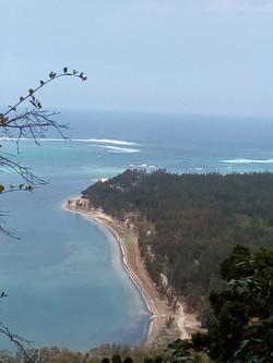Kite Lagoon Le Morne - top view 4