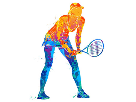 Want to Stay Active in the Cold? Play Tennis