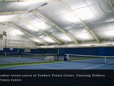 Yonkers Tennis Center featured in WAG Magazine!
