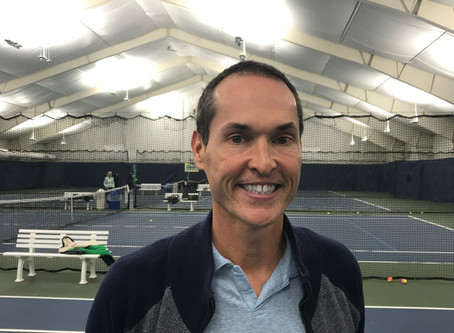 Welcome NEW YTC Coach, Dave Gill