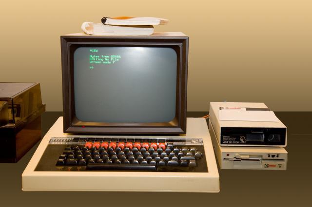 The BBC-B Micro computer