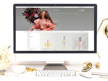 Novo E-commerce LVMH está elevando a compra de luxo para um nível extraordinário