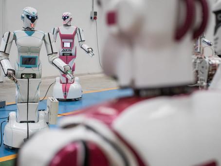 Os impactos da robótica na indústria da moda