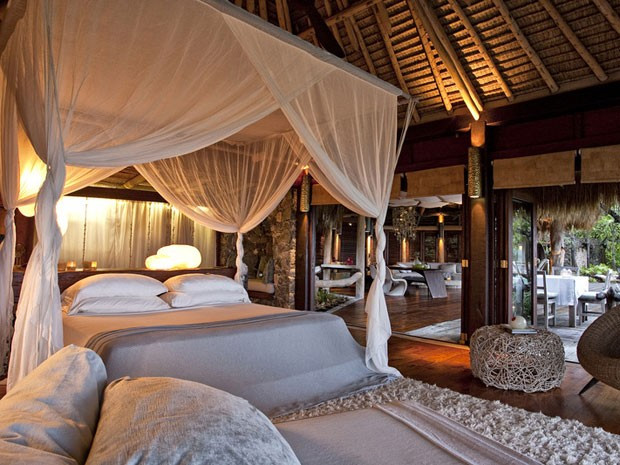 Hotel North Island Lodge, Seychelles, uma das tarifas mais caras do mundo.