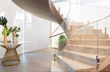 Interiores: Enseada Xangri-lá