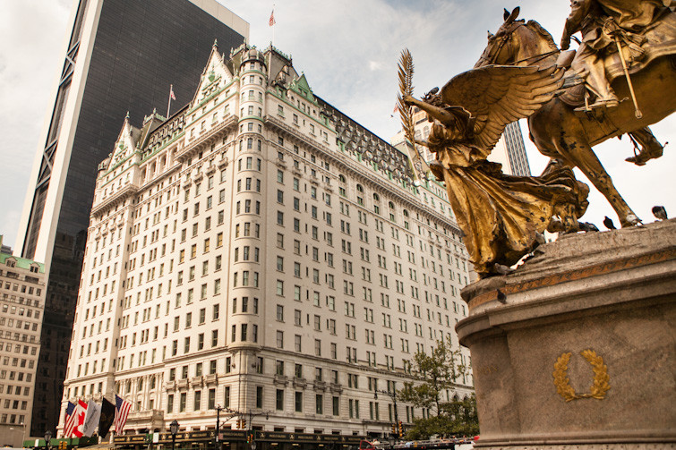 Hotel Plaza Nova York