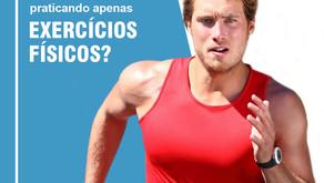 É possível emagrecer apenas com exercícios físicos?