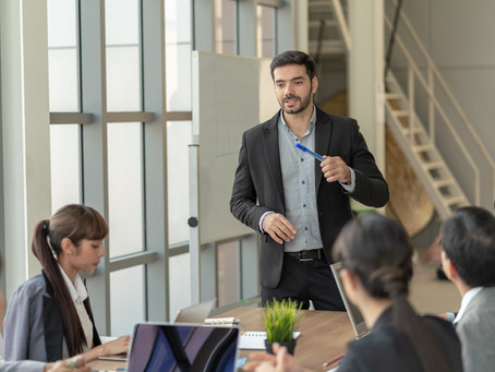 Você coloca em prática todo o seu potencial de liderança?