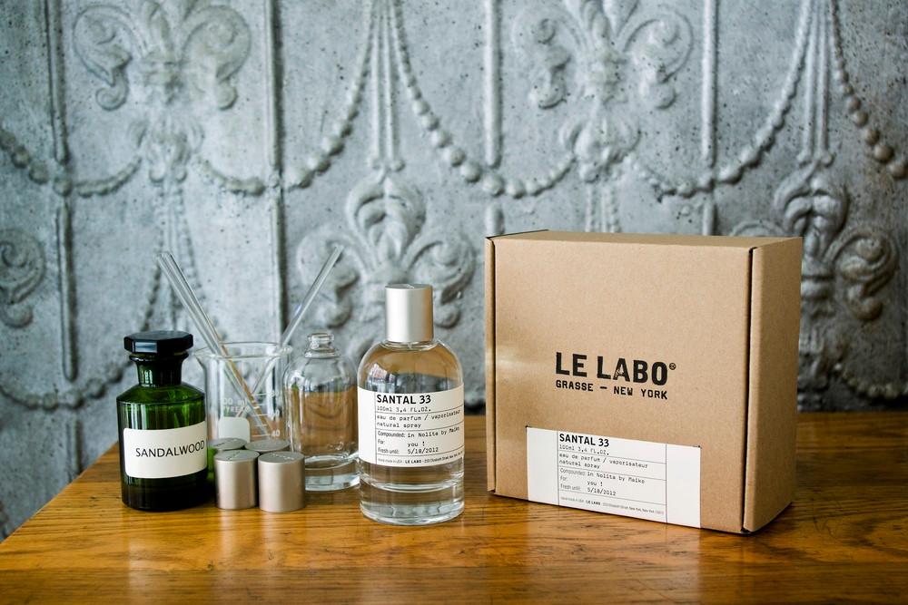 Perfume Le Labo