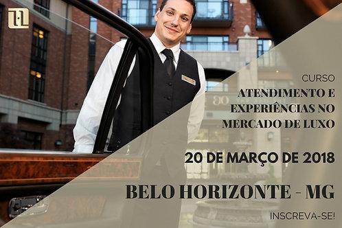 BELO HORIZONTE: Atendimento e Experiências no Mercado de Luxo