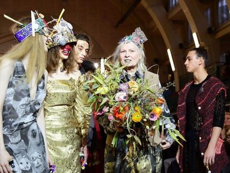 A Semana da Moda de Londres aponta cinco tendências sustentáveis