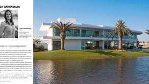 Arquiteta Luiza Garrastazu é eleita um dos grandes nomes da Arquitetura
