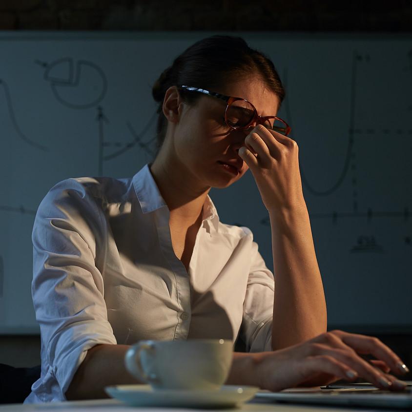 Webinar GRATUITO: Como gerenciar o Medo?
